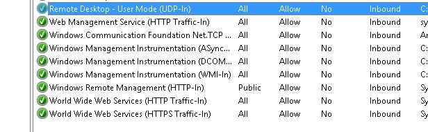 Accessing an Amazon VM through WMI | Mooney's Blog